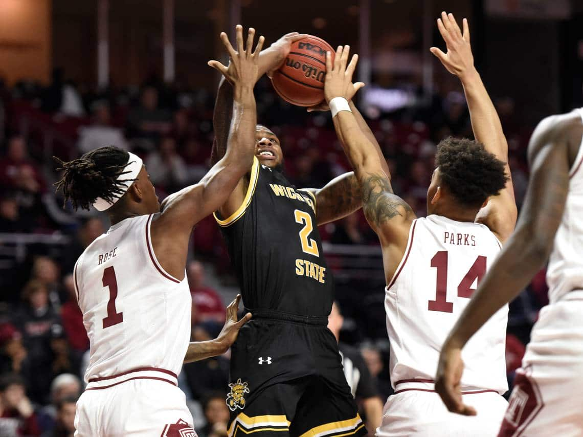 Temple Owls at Wichita State Shockers