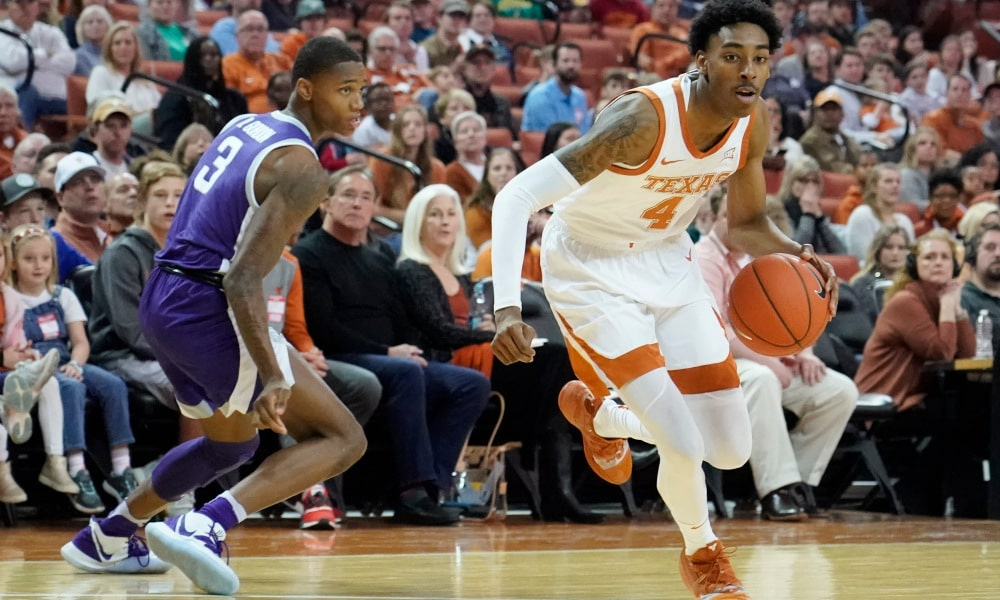 Texas Longhorns vs. Kansas State Wildcats 02/22/20 Betting Pick & Prediction