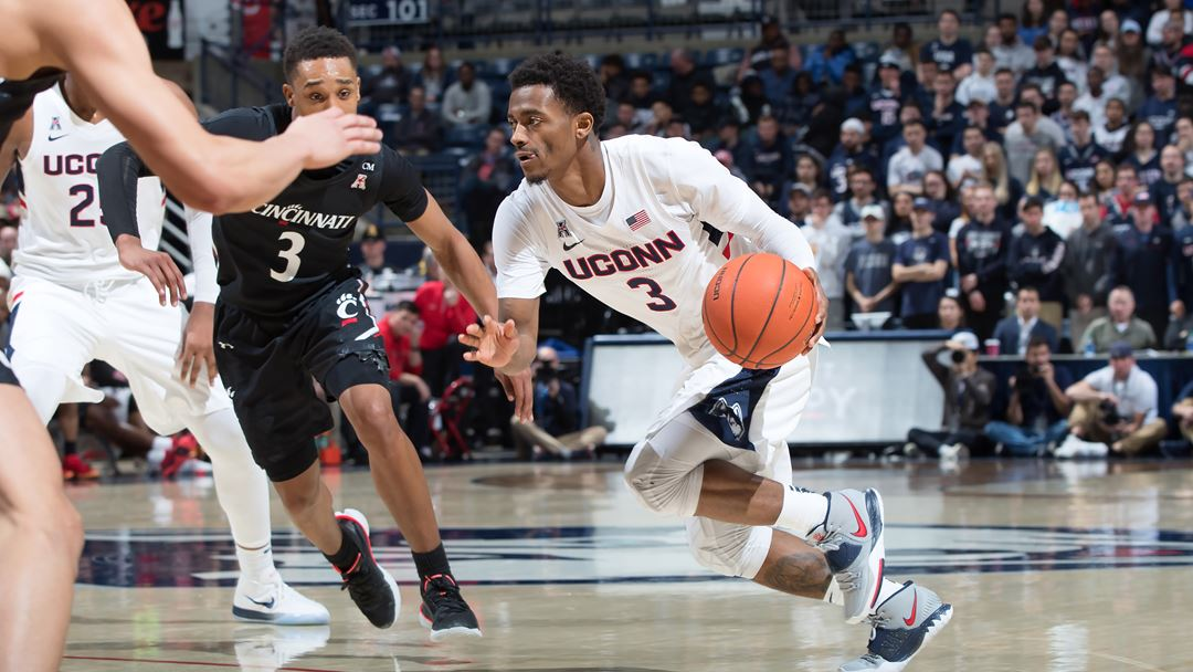 UConn Huskies vs. SMU Mustangs 02/12/20 Odds Pick & Prediction