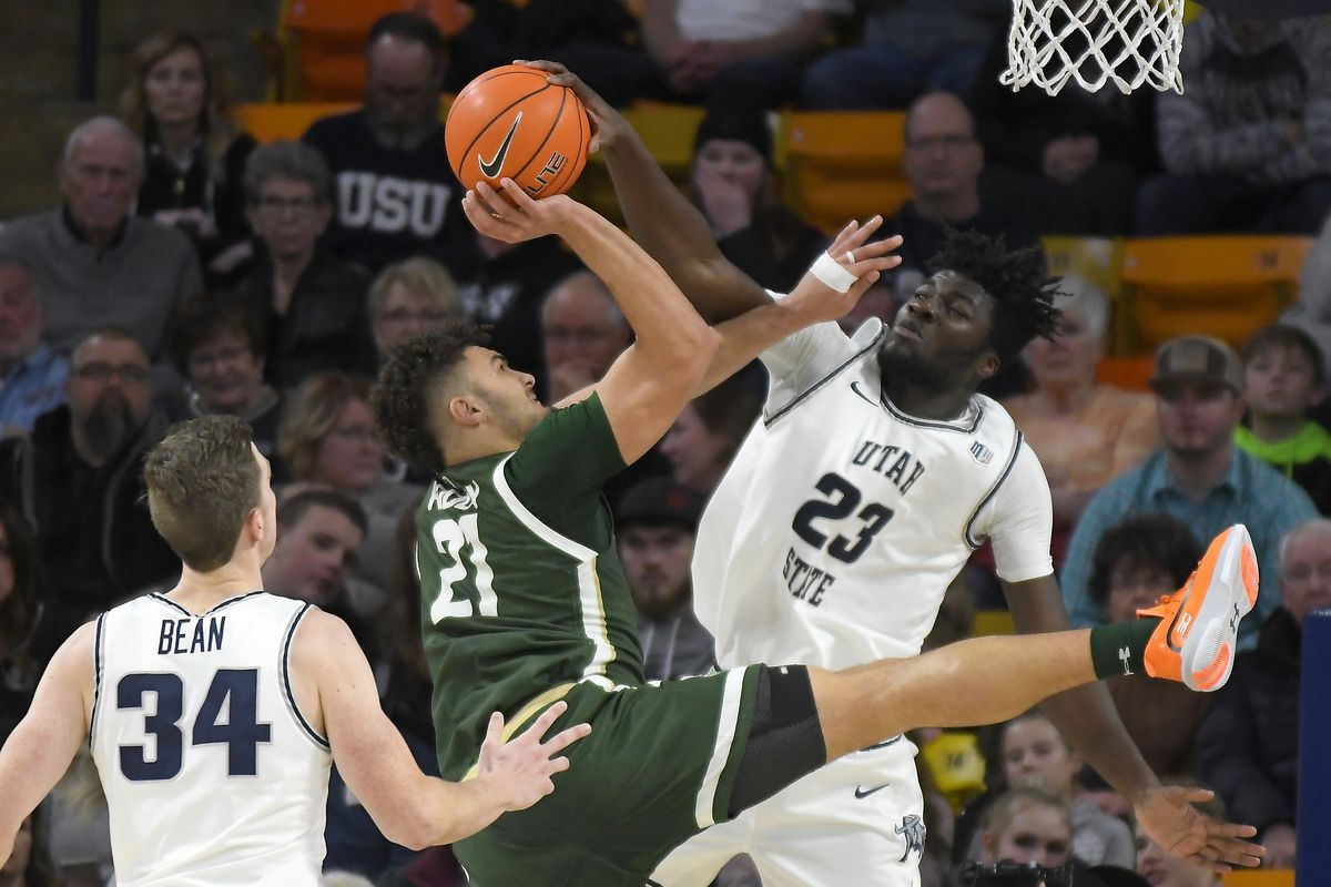 Utah State Aggies vs. Colorado State Rams 02/11/20 Free Pick & Prediction