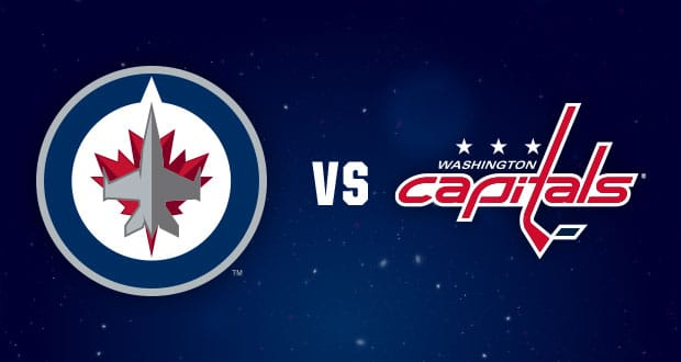 Washington Capitals at Winnipeg Jets