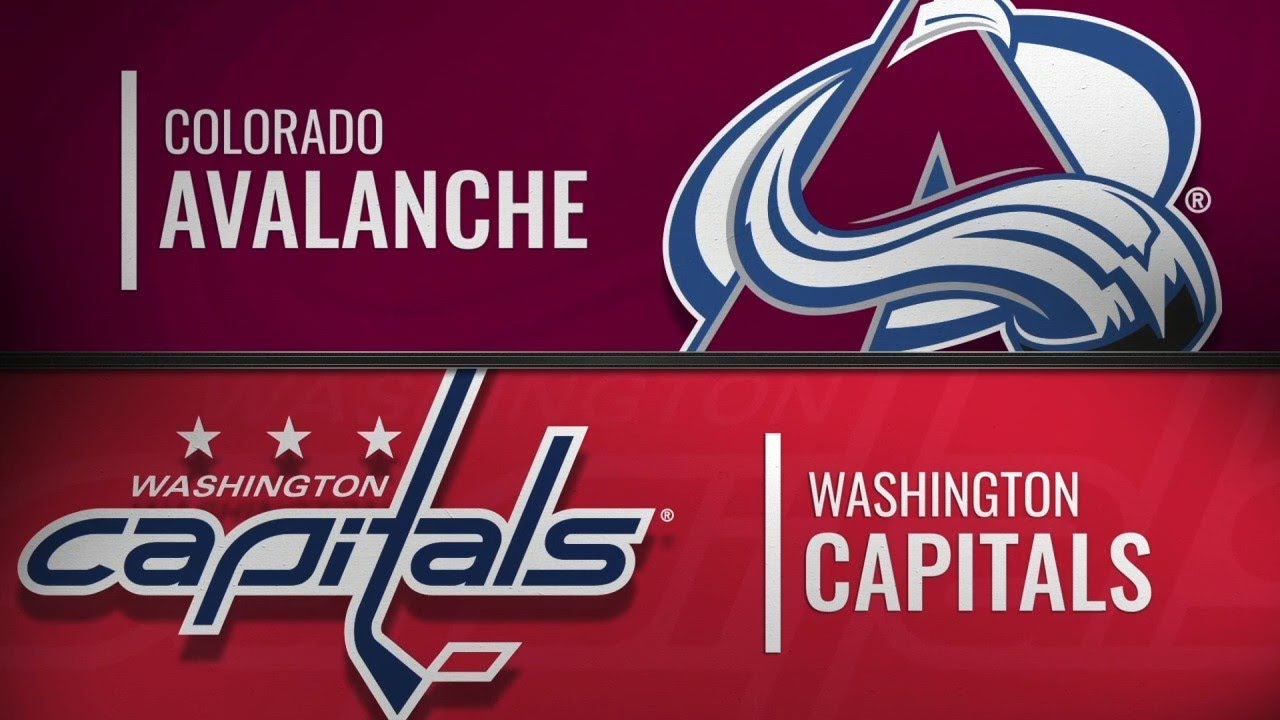 Washington Capitals vs. Colorado Avalanche 2/13/20 Pick & Prediction