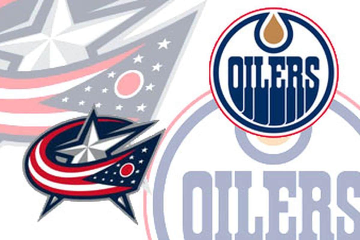 Columbus Blue Jackets vs. Edmonton Oilers
