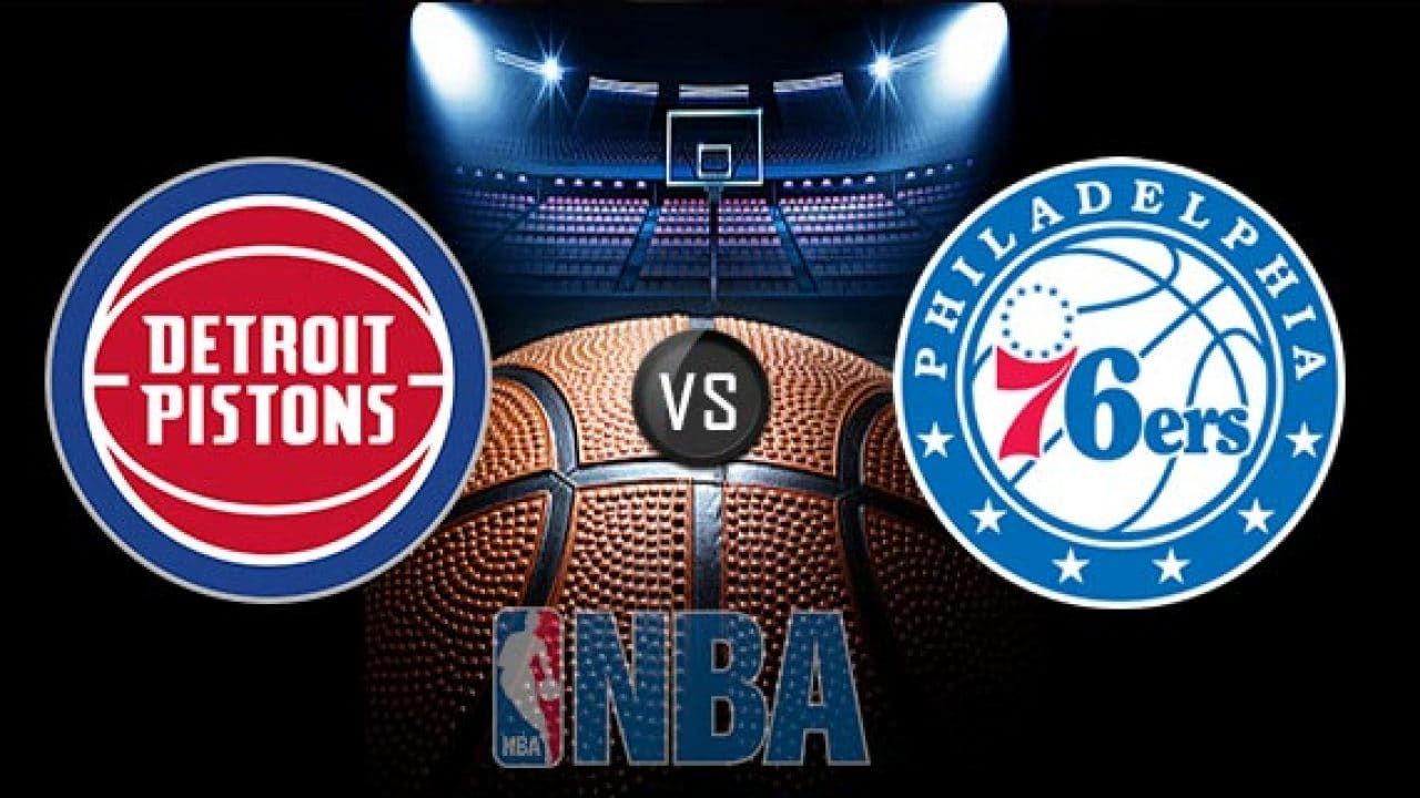 Detroit Pistons at Philadelphia 76ers 03/11/20 – ATS Pick & Preview