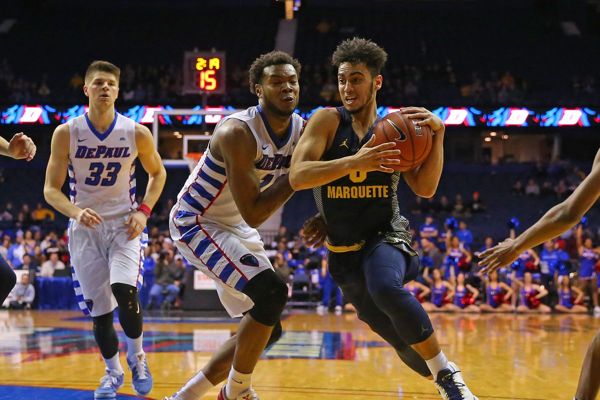 Marquette Golden Eagles at DePaul Blue Demons 03/03/20 ATS Pick & Prediction