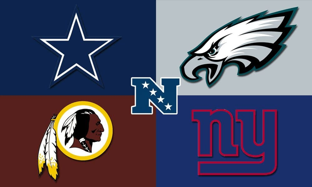NFC East Futures Odds: How Will the NFC East Play Out In 2020?