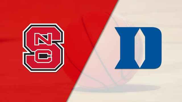 North Carolina State vs. Duke