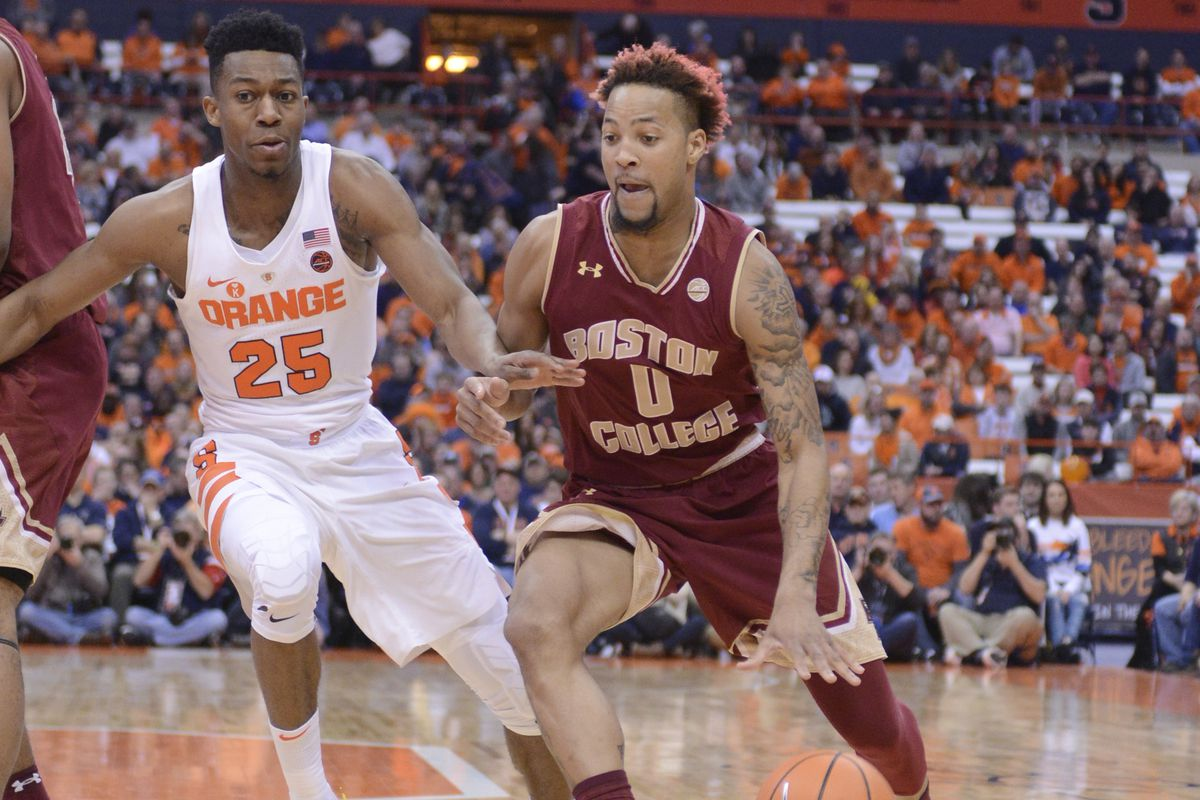 Syracuse Orange vs. Boston College Eagles 03/03/20 Free Pick & Prediction