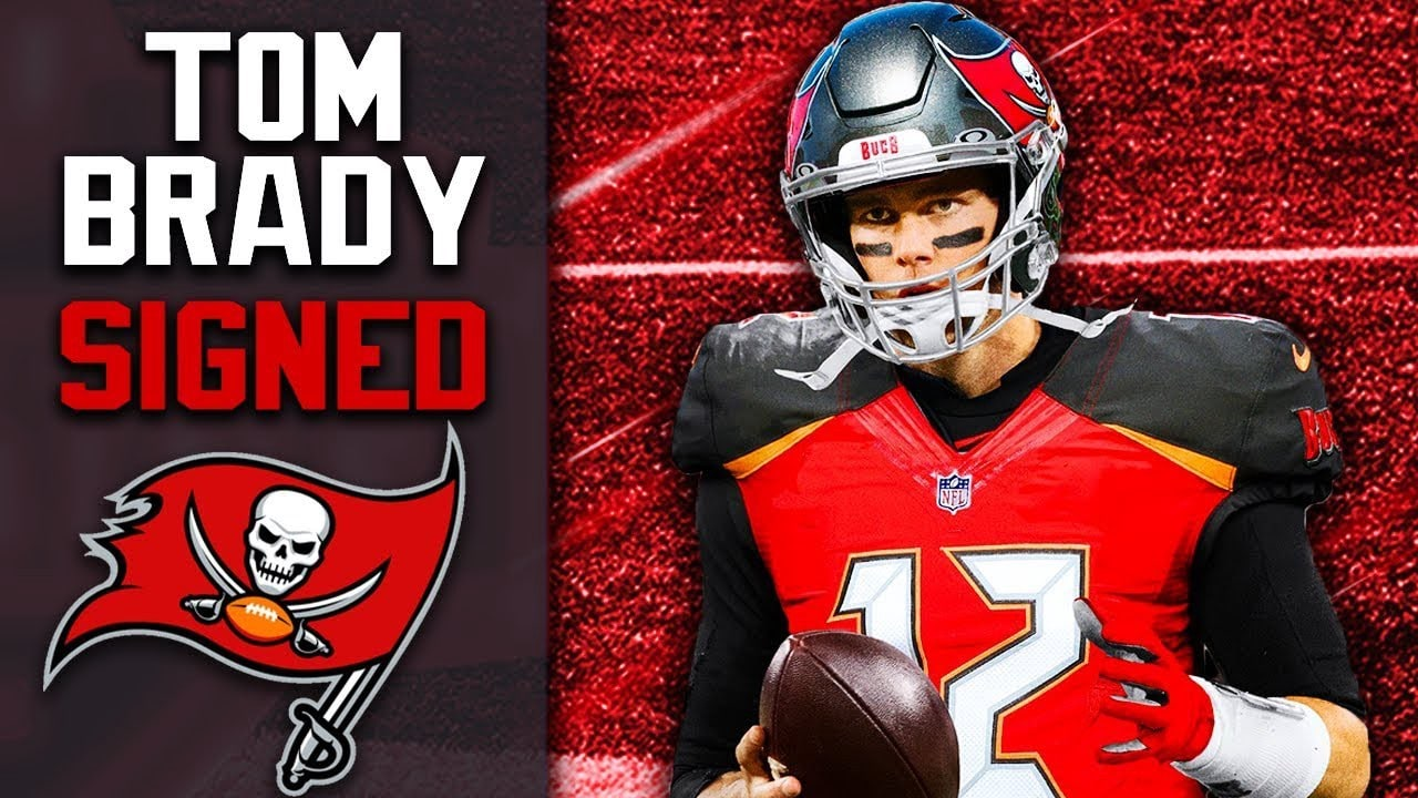 2020 NFL Betting Props: Tom Brady & The Tampa Bay Buccaneers