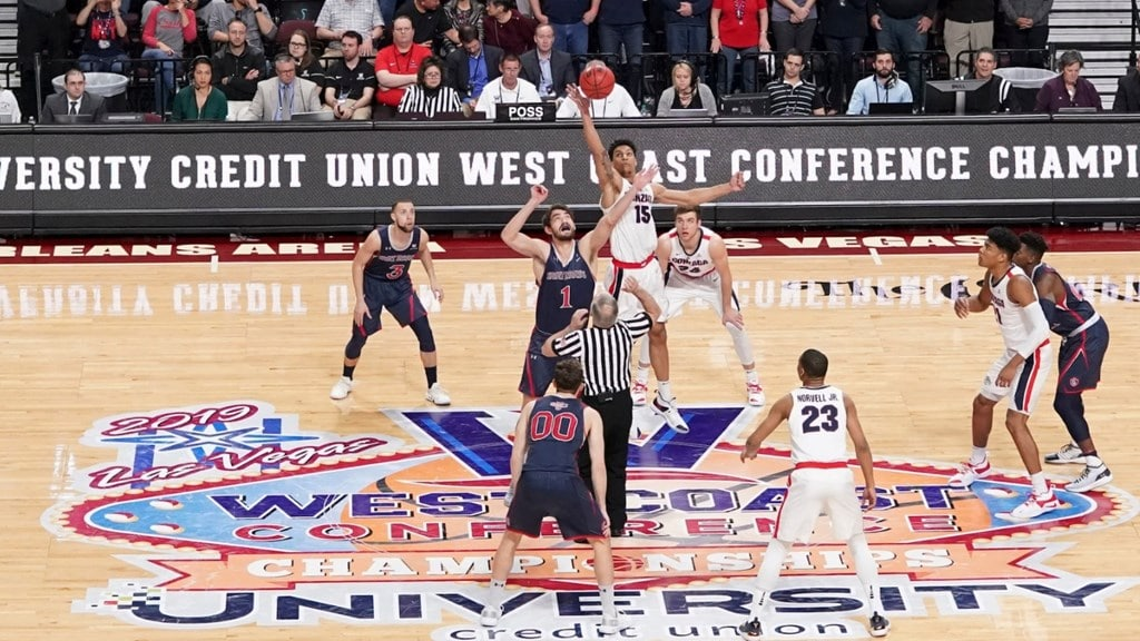 2020 West Coast Conference Tournament Odds, Betting Preview and Pick