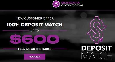 Borgata Casino Bonus Code Review Exclusive Nj Promotions Bonuses