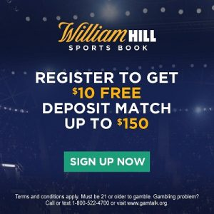 William Hill Free Bet Promo