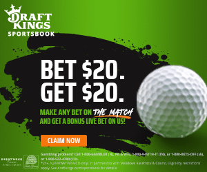 Draftkings The Match Promo