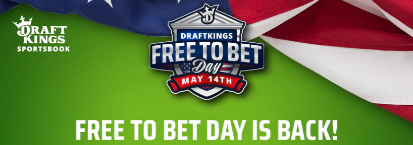 Free Bet Day For New & Existing DraftKings Players
