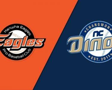 Hanwha Eagles vs NC Dinos