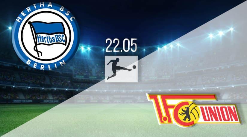 Hertha Berlin vs Union Berlin – 05/22/20 – Bundesliga Odds, Preview & Prediction