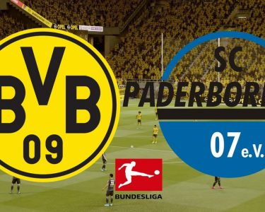 Paderborn vs Borussia Dortmund