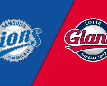 Samsung Lions vs Lotte Giants