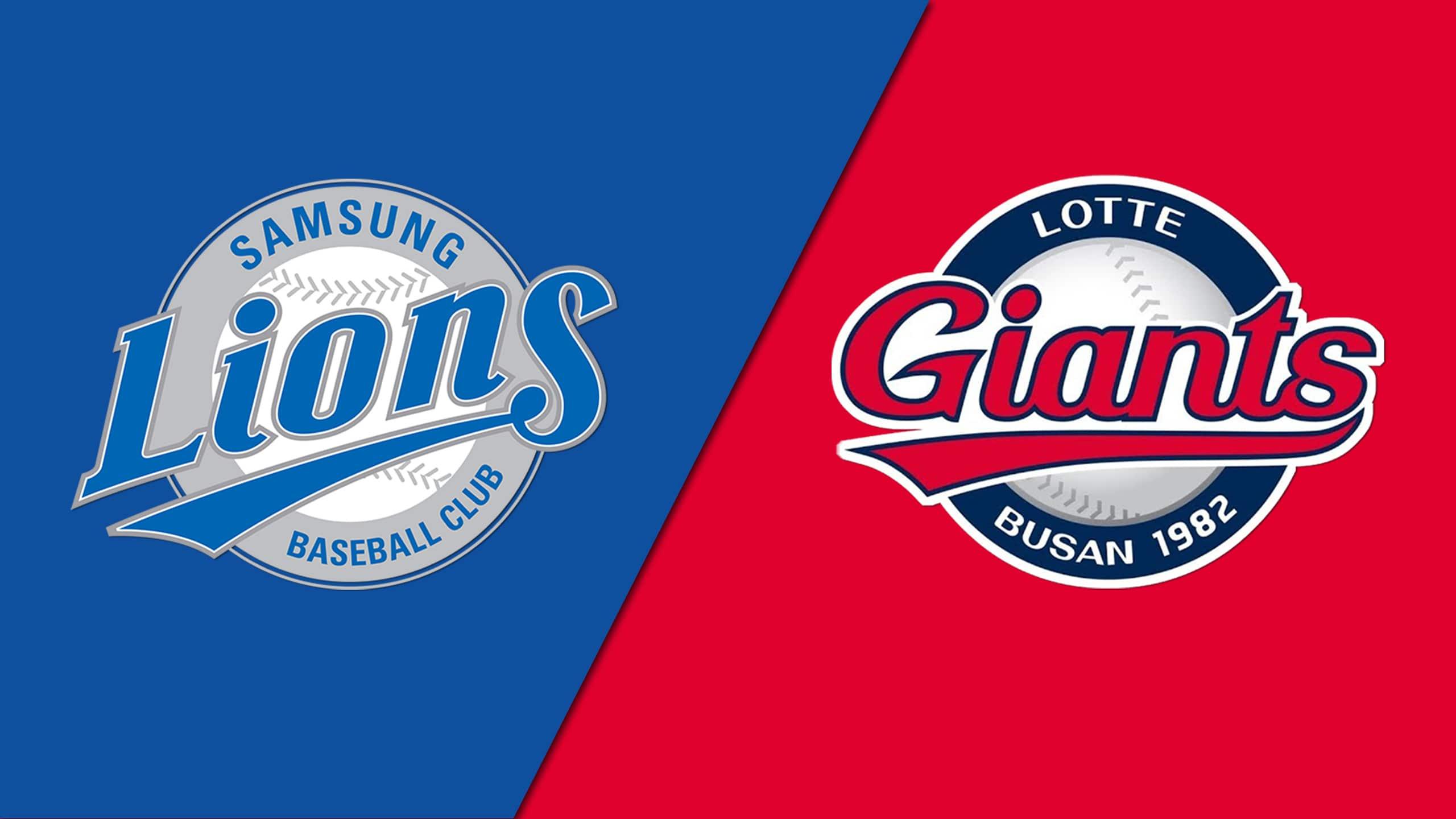 Samsung Lions vs Lotte Giants – 05/26/20 – KBO Odds, Preview & Prediction