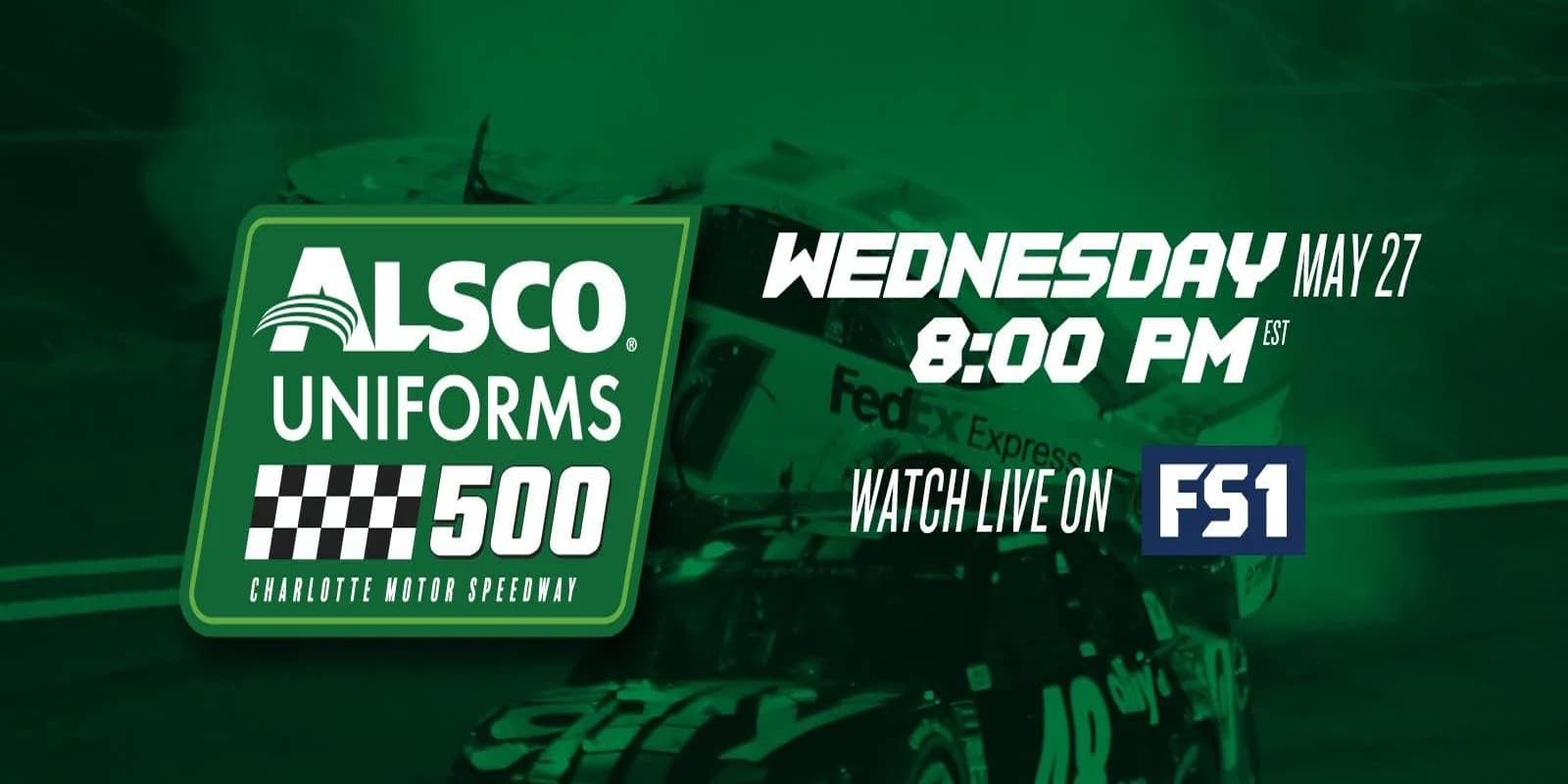 Alsco Uniforms 500 Betting Odds, Prediction & Preview