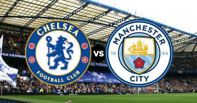 Chelsea vs Manchester City - 06/25/20 - Premier League ...