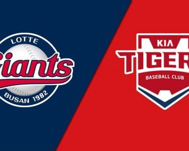 Lotte Giants vs Kia Tigers