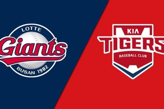 Lotte Giants vs Kia Tigers