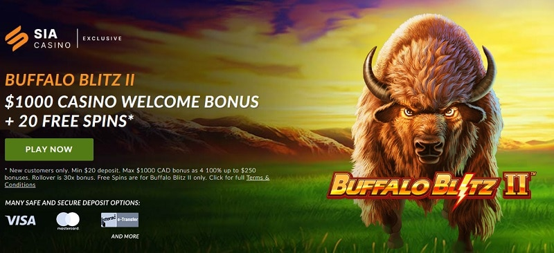 Sports Interaction Gets Exclusive Rights To Host Buffalo Blitz II