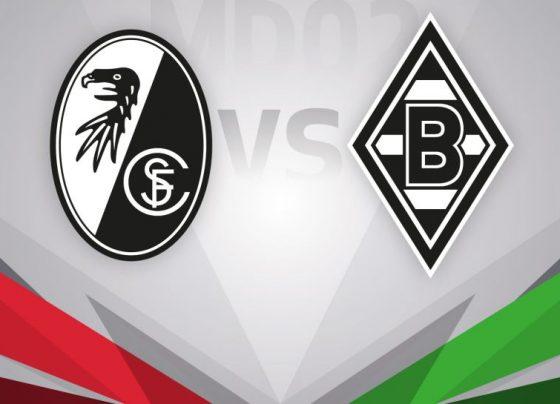 Freiburg vs Borussia Monchengladbach