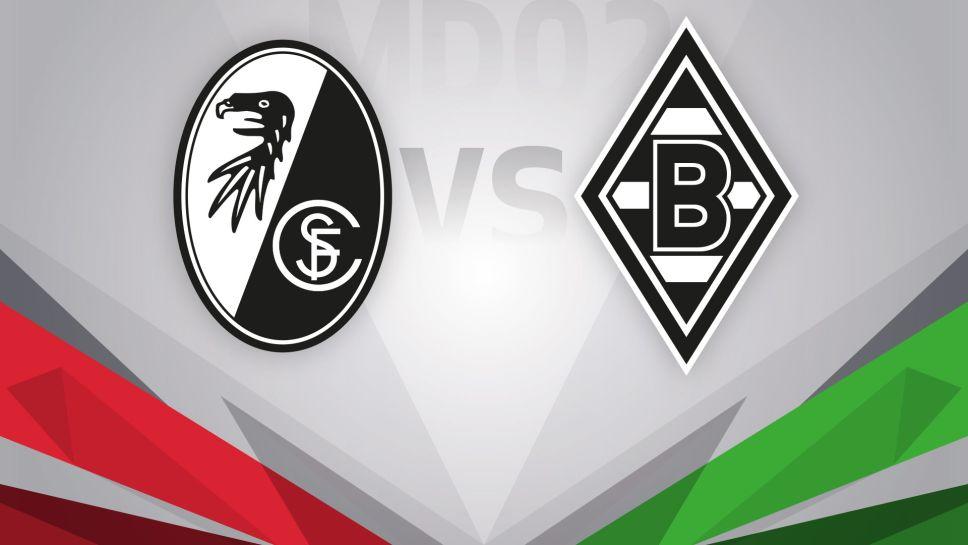 Freiburg vs Borussia Monchengladbach – 06/05/20 – Bundesliga Odds, Preview & Prediction