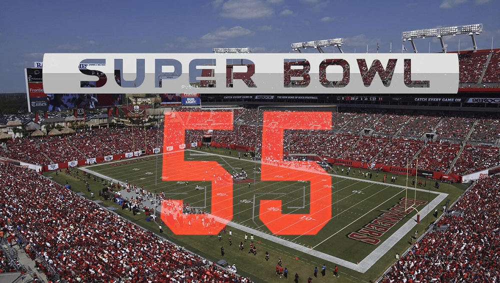 Odds On Which State The Super Bowl 55 Winner Comes From In 2020