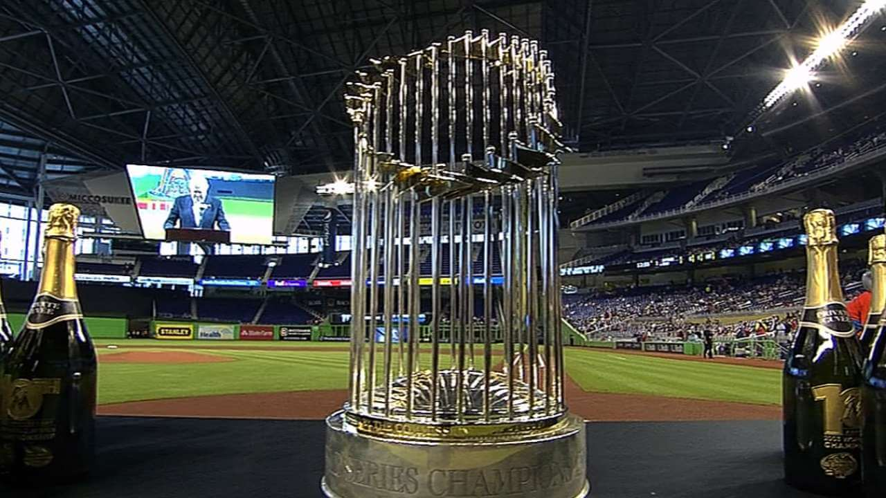 Opening Odds on Who Will Win the 2020 World Series