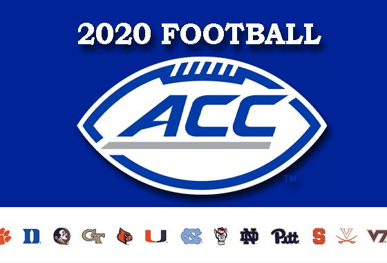 2020 acc football odds