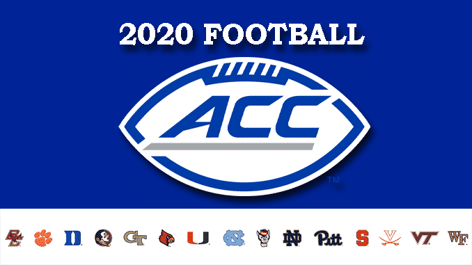 2020 ACC Conference Winner Odds: Could Notre Dame Steal the ACC Title From Clemson?