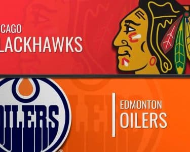 Chicago Blackhawks vs. Edmonton Oilers