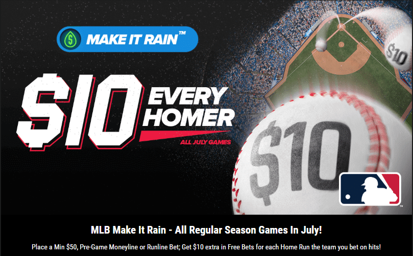 Everybody Digs the Long Ball with this Home Run Promotion at PointsBet