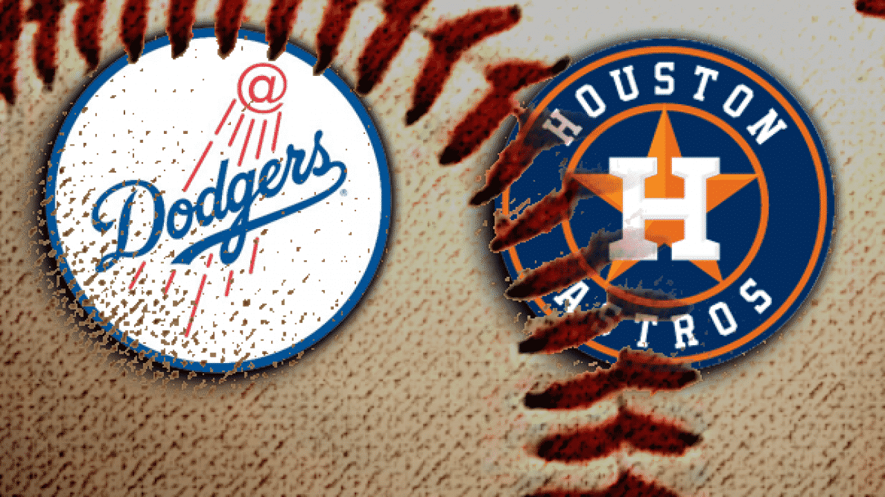 Los Angeles Dodgers at Houston Astros