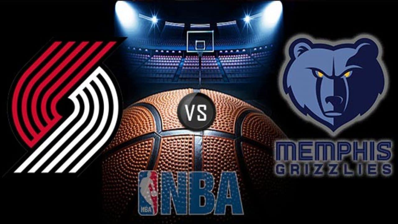 Memphis Grizzlies vs. Portland Trail Blazers