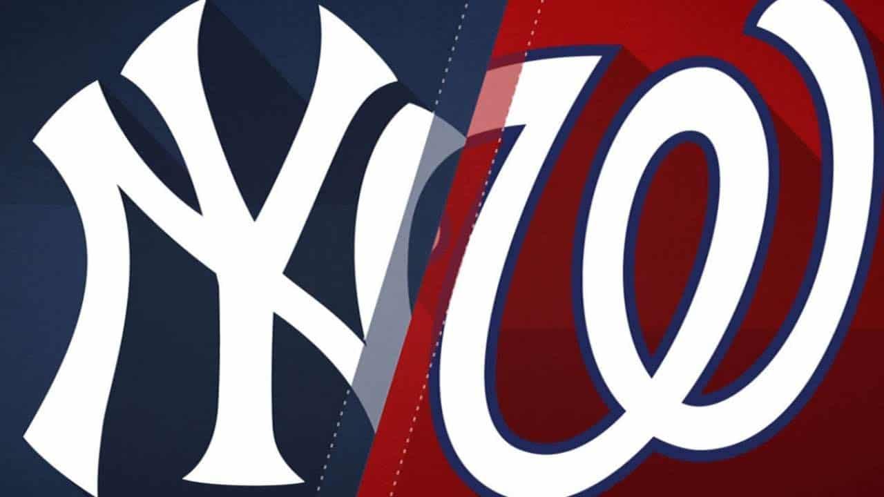New York Yankees at Washington Nationals