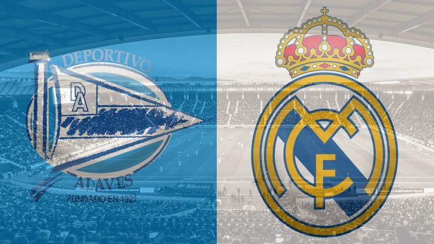 Real Madrid vs Alaves – 07/10/20 – La Liga Odds, Preview & Prediction