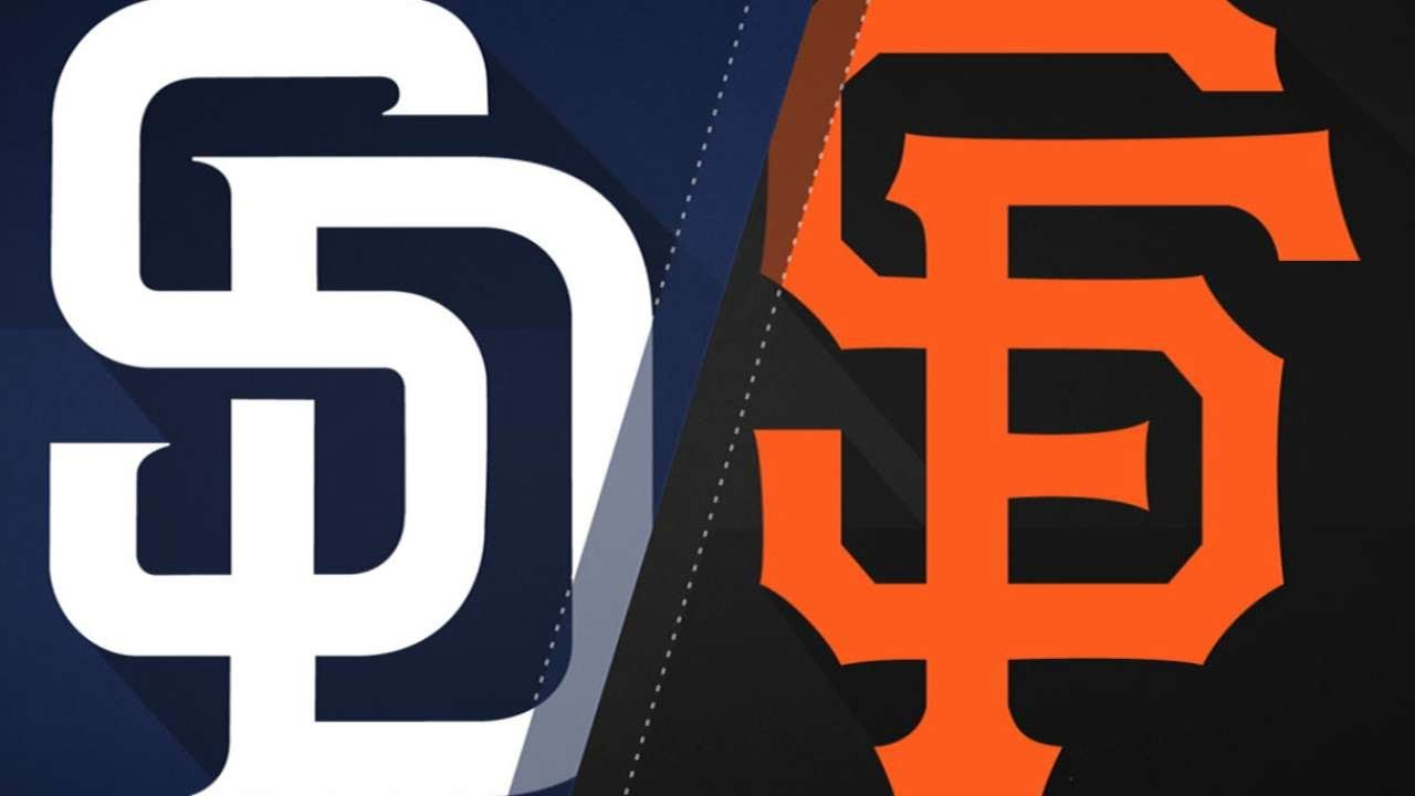 San Diego Padres at San Francisco Giants – 07/30/20 – MLB Odds, Preview & Prediction