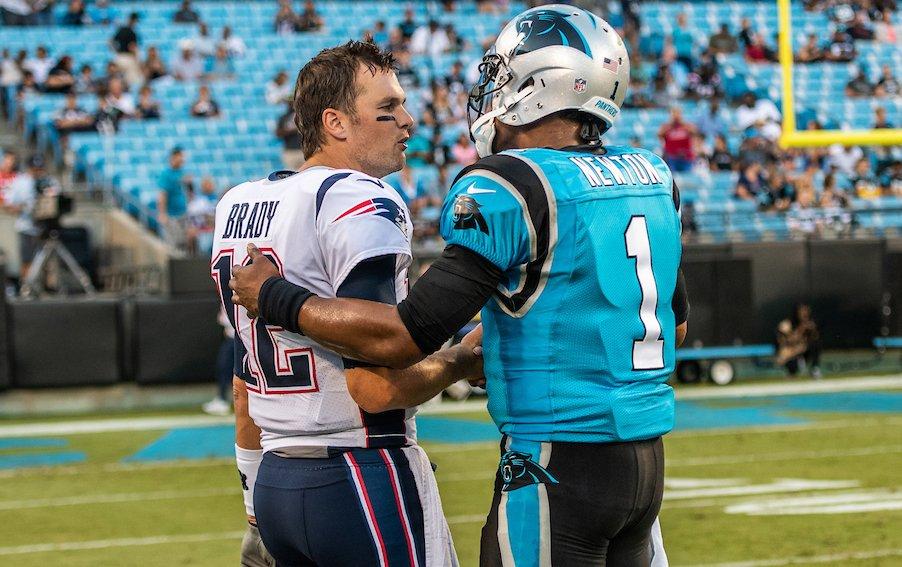 Cam Newton vs Tom Brady Betting Props & Odds for 2020 NFL Season