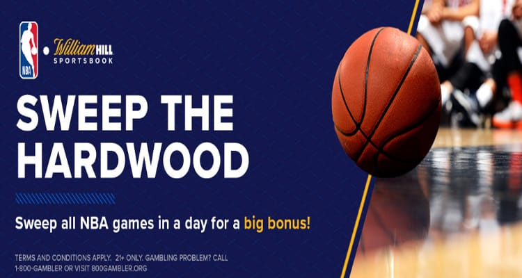 Plethora of Promotions for Busy Sports Week at William Hill