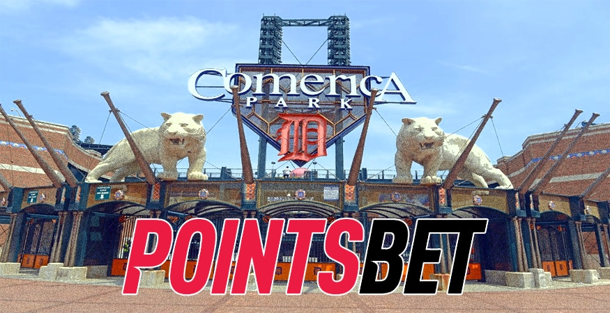 PointsBet and Detroit Tigers Make History with Partnership