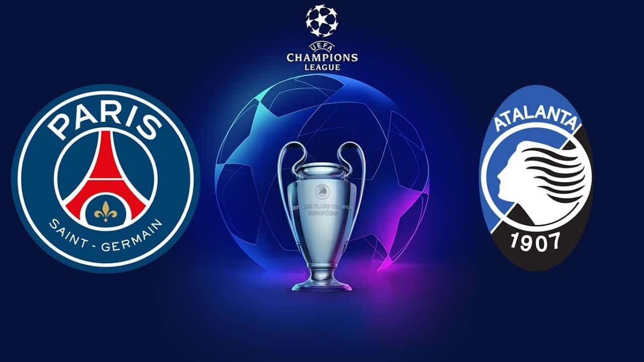 Atalanta Vs PSG 08 12 20 Champions League Odds