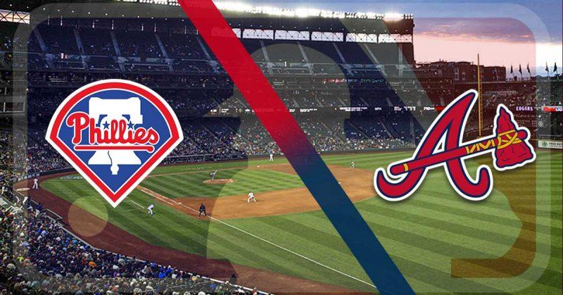 Atlanta Braves vs Philadelphia Phillies