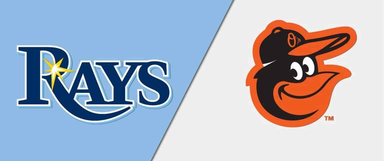 Baltimore Orioles vs Tampa Bay Rays