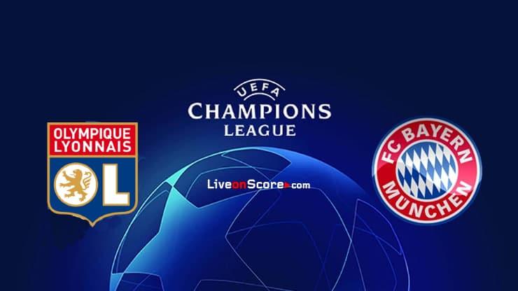Bayern Munich vs Lyon