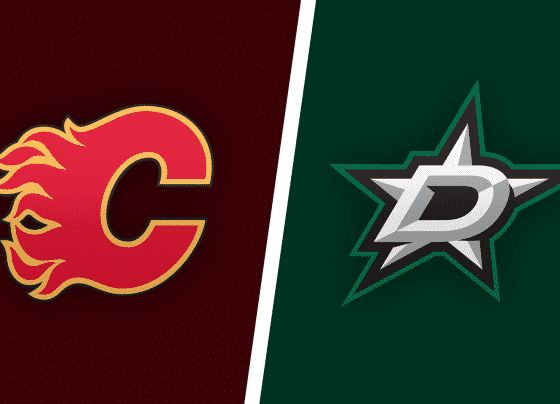 Calgary Flames vs. Dallas Stars