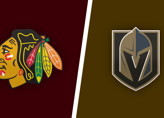Chicago Blackhawks vs. Vegas Golden Knights